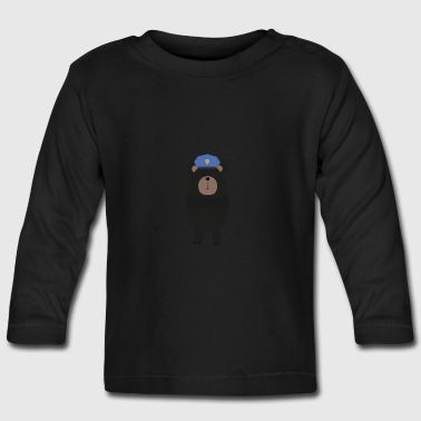 Grizzly COP - Baby Long Sleeve T-Shirt