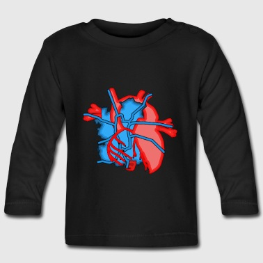 Boat in the Heart - Baby Long Sleeve T-Shirt