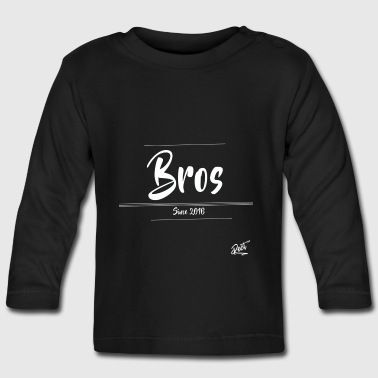 (BUT) Bros., SINCE 2016 - Baby Long Sleeve T-Shirt