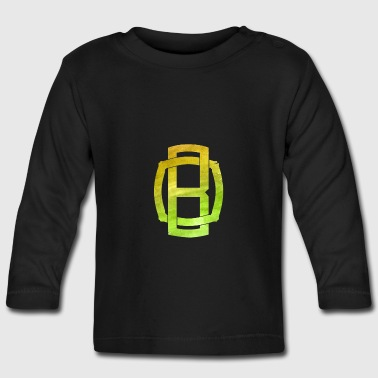 OB Gaming / Without lettering - Baby Long Sleeve T-Shirt