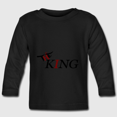 The King - Baby Long Sleeve T-Shirt