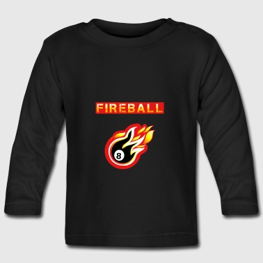 Fireball - Baby Long Sleeve T-Shirt