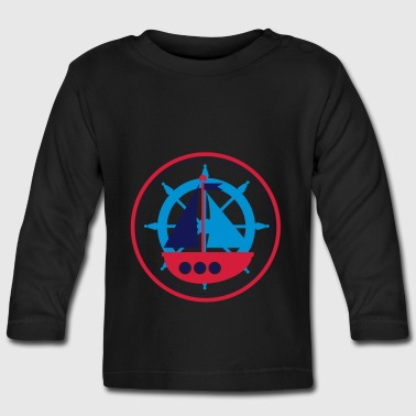 little boat - Baby Long Sleeve T-Shirt