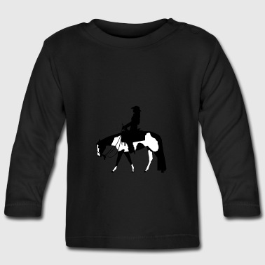 pleasure riding - Baby Long Sleeve T-Shirt