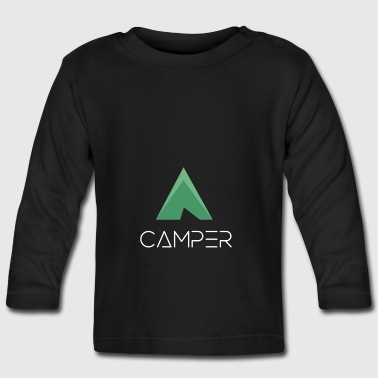 camper - Baby Long Sleeve T-Shirt