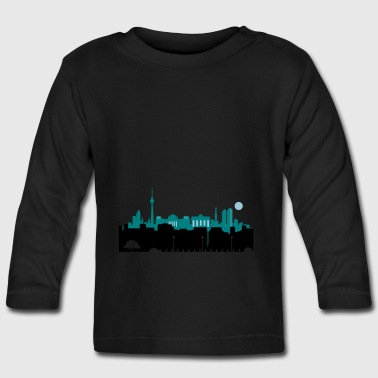 Berlin - Baby Long Sleeve T-Shirt