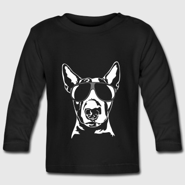 BULL TERRIER - BULL TERRIER cool - Baby Long Sleeve T-Shirt