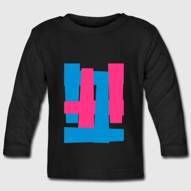 abstract - Baby Long Sleeve T-Shirt