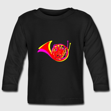 horn - Baby Long Sleeve T-Shirt