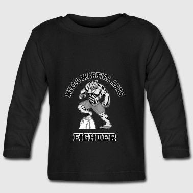 MMA Fighter - Baby Long Sleeve T-Shirt