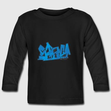 stage graffiti - Baby Long Sleeve T-Shirt
