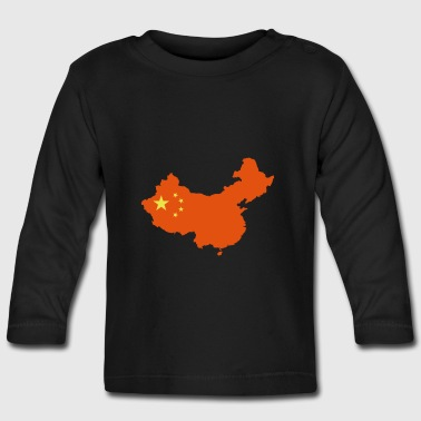 China - Camiseta manga larga bebé
