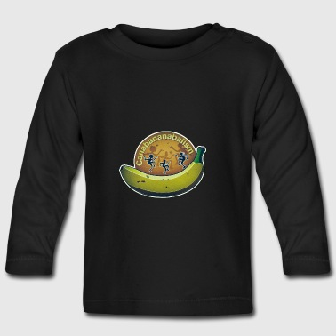 Banana - Baby Long Sleeve T-Shirt