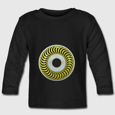 Wheel - Baby Long Sleeve T-Shirt