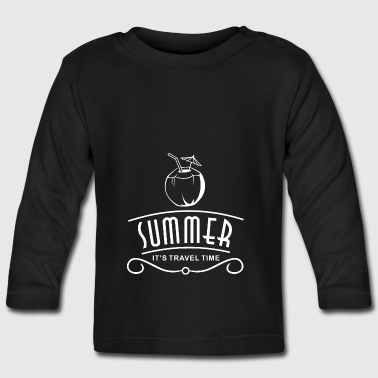 Summer travel - Baby Long Sleeve T-Shirt