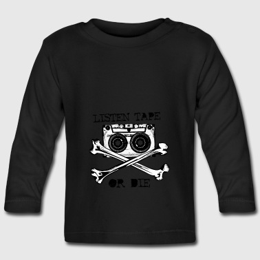 tape - Baby Long Sleeve T-Shirt