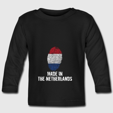 Made In The Netherlands / Netherlands Nederland - Baby Long Sleeve T-Shirt