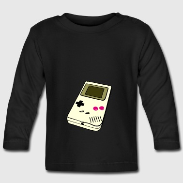 Handheld game console - Baby Long Sleeve T-Shirt