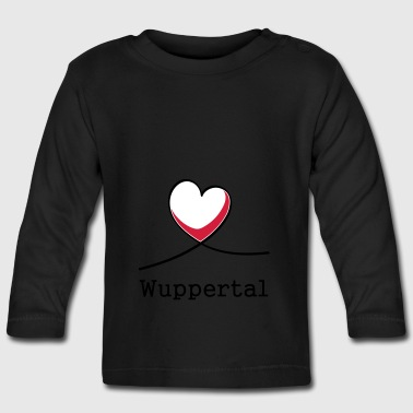 I love Wuppertal! - Baby Long Sleeve T-Shirt