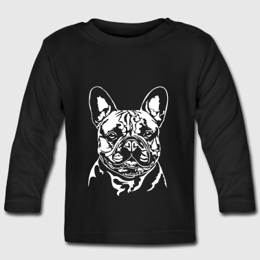 French Bulldog - French Bulldog - Baby Long Sleeve T-Shirt