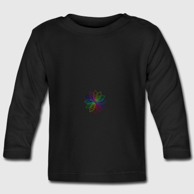 Blütentraum - Baby Long Sleeve T-Shirt