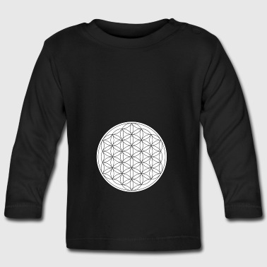 flower of Life - Baby Long Sleeve T-Shirt