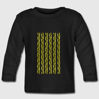 Golden Chain - Baby Long Sleeve T-Shirt