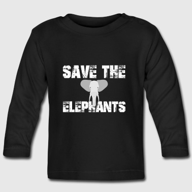 Shop Protection Of The Environment Baby Long Sleeve Shirts