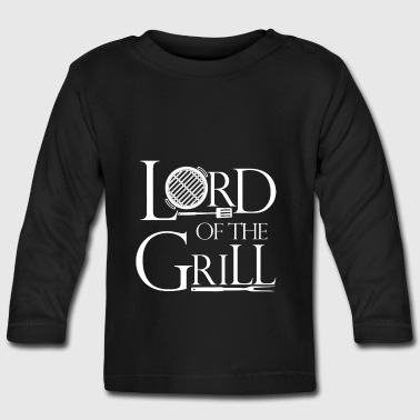 Chef Cooking Gift Gastronomy Gastro Grilling - Baby Long Sleeve T-Shirt