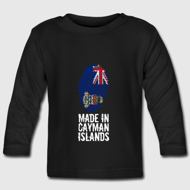 Made In Cayman Islands / Cayman Islands - Baby Long Sleeve T-Shirt
