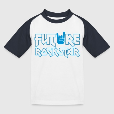 future rock star - Kids' Baseball T-Shirt