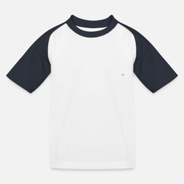 Vegan T-shirt - Baseball T-shirt barn