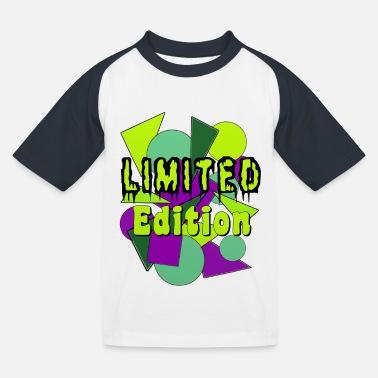 Limited Limited Edition - Kinder Baseball T-Shirt