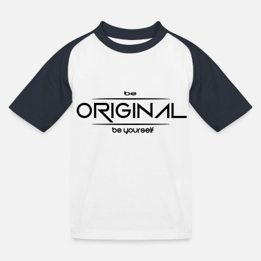 Original original - T-shirt baseball Enfant