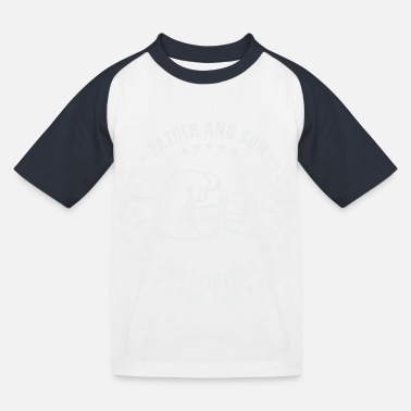 And Father & Son - Baseball T-shirt barn