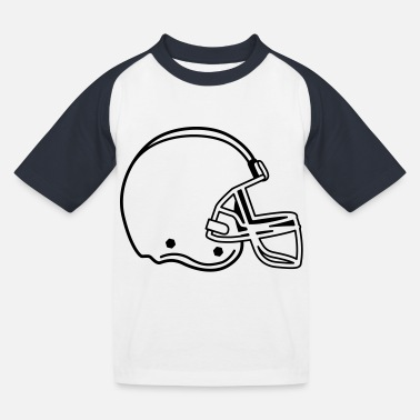 American Football american football - Kids' Baseball T-Shirt