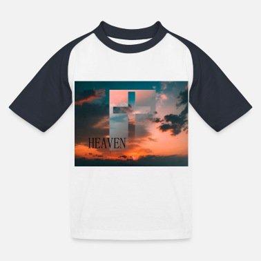 Heaven HEAVEN - Kids' Baseball T-Shirt