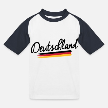 Federal Republic Of Germany Germany - Germany - Federal Republic of Germany - Kids' Baseball T-Shirt