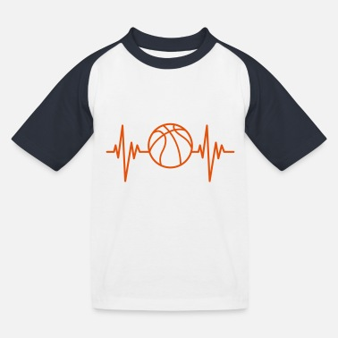 Pulse Basketball Pulse - Kids' Baseball T-Shirt