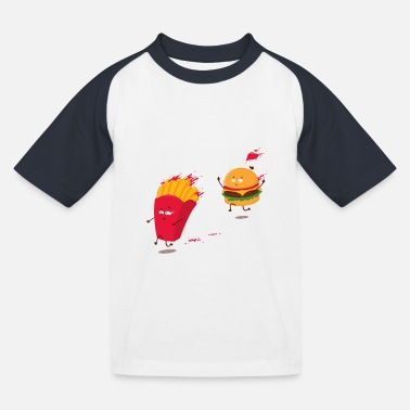 Story Love story - T-shirt baseball Enfant