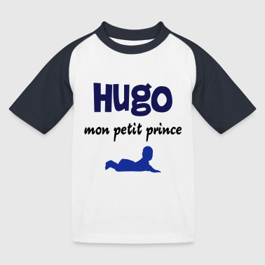 Hugo - T-shirt baseball Enfant