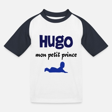 Hugo Hugo - T-shirt baseball Enfant