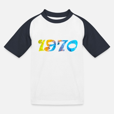 1970 - Kinder Baseball T-Shirt