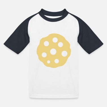 Cookie Cookie - Kids' Baseball T-Shirt