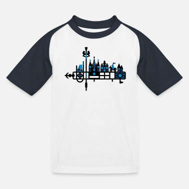 Lithuania # 2 - Kids' Baseball T-Shirt
