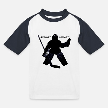 Community Slapshot Community G1 - T-shirt baseball Enfant
