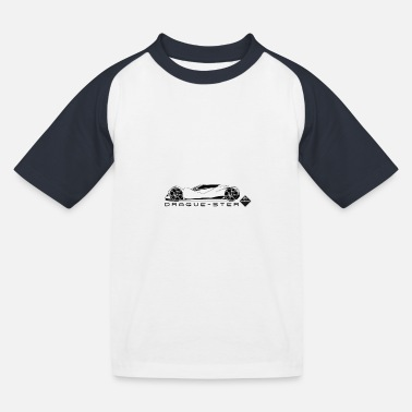 Drague DRAGUE-STER - T-shirt baseball Enfant