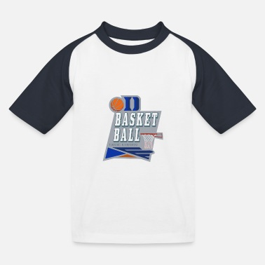 Dukes basketball duke geschenkidee - Kinder Baseball T-Shirt