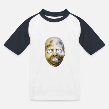Dead Face 7 - Kinder Baseball T-Shirt