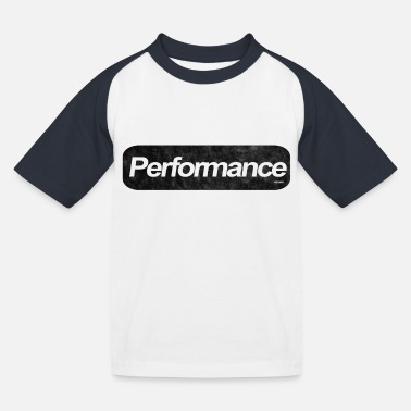 Performance PERFORMANCE VINTAGE - Kids' Baseball T-Shirt